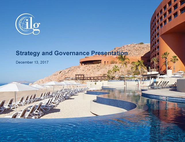 Strategy and Governance Presentation